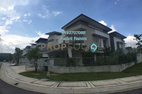 For Sale Semi-Detached at Sunway Alam Suria, Shah Alam Leasehold Unfurnished 4R/3B 1.05m