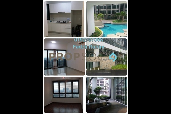 For Sale Condominium at i-Residence @ i-City, Shah Alam Freehold Semi Furnished 3R/3B 800k