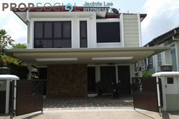 For Sale Bungalow at Bayu Villas, Bukit Rimau Freehold Semi Furnished 5R/5B 1.77m