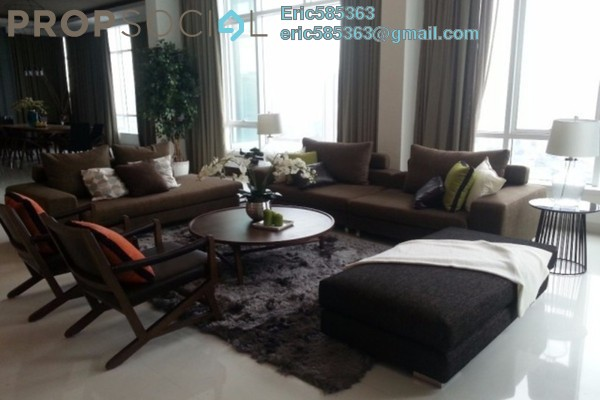 For Sale Condominium at Verticas Residensi, Bukit Ceylon Freehold Fully Furnished 5R/5B 5.6m