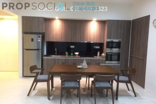 For Rent Condominium at By The Sea, Batu Ferringhi Freehold Semi Furnished 2R/2B 6k