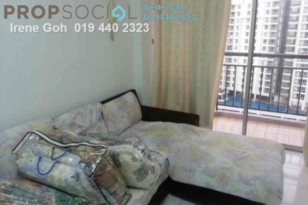 For Rent Condominium at Villa Emas, Bayan Indah Freehold Fully Furnished 3R/2B 1.5k