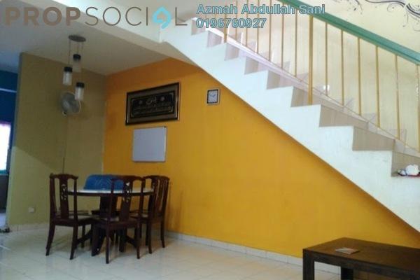 For Rent Terrace at Taman Bangi Villa, Bangi Freehold Semi Furnished 4R/3B 1.2k