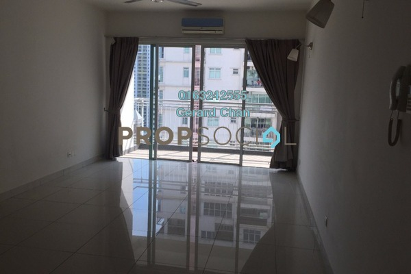 For Rent Condominium at Ceriaan Kiara, Mont Kiara Freehold Semi Furnished 4R/4B 3k
