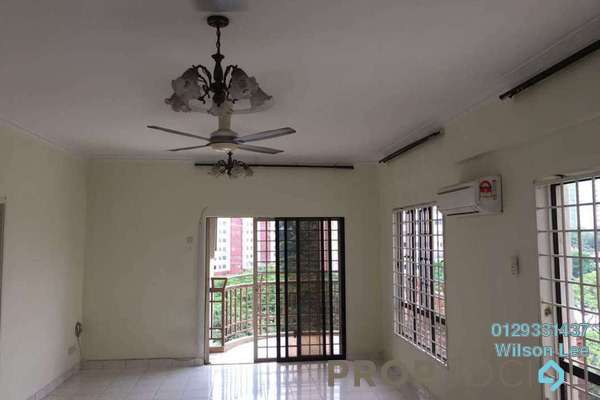 For Sale Condominium at Abadi Villa, Taman Desa Freehold Semi Furnished 3R/2B 545k
