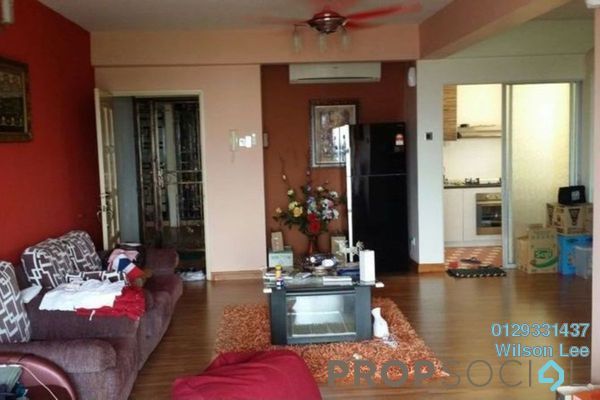 For Sale Condominium at Sri Jati II, Old Klang Road Freehold Fully Furnished 4R/2B 600k