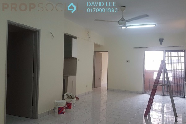 For Rent Condominium at Pelangi Damansara, Bandar Utama Freehold Semi Furnished 3R/2B 1.2k