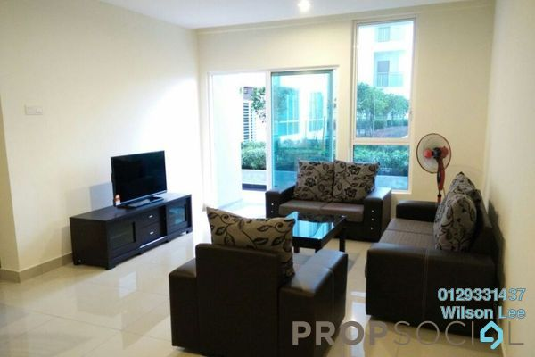 For Sale Condominium at The Loft @ ZetaPark, Setapak Freehold Fully Furnished 3R/2B 670k
