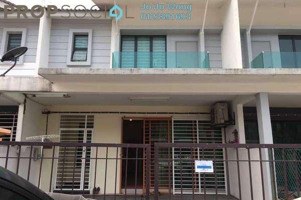 For Sale Terrace at Saujana Rawang, Rawang Freehold Semi Furnished 4R/3B 580k