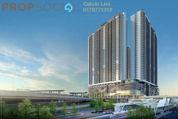 For Sale Condominium at United Point Residence, Segambut Freehold Unfurnished 3R/2B 560k
