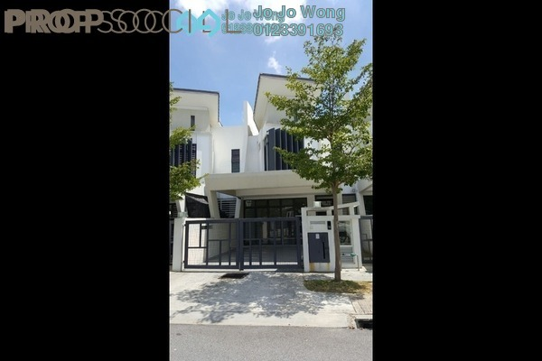 For Rent Terrace at Laman Glenmarie, Saujana Freehold Semi Furnished 4R/4B 2.4k