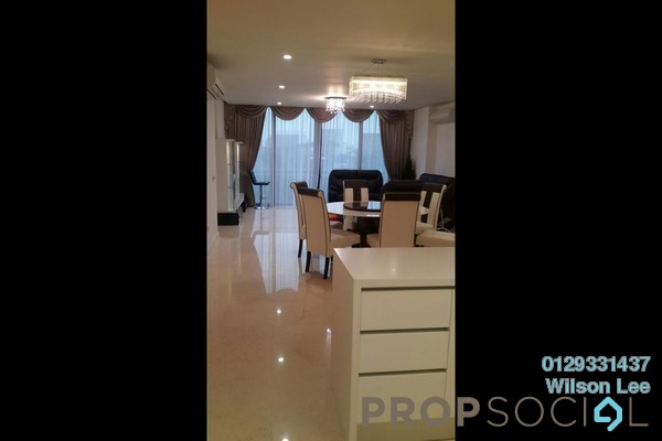 For Sale Condominium at 6 CapSquare, Dang Wangi Freehold Fully Furnished 3R/4B 1.85m