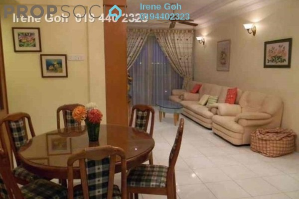 For Rent Condominium at Gold Coast, Bayan Indah Freehold Fully Furnished 3R/2B 2.2k