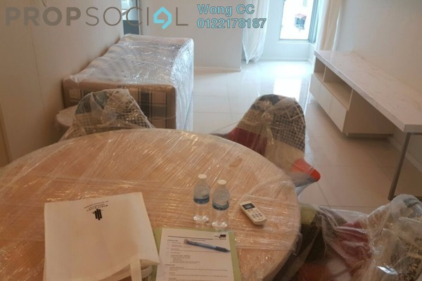 For Rent Condominium at VERVE Suites, Old Klang Road Freehold Fully Furnished 2R/2B 2.5k