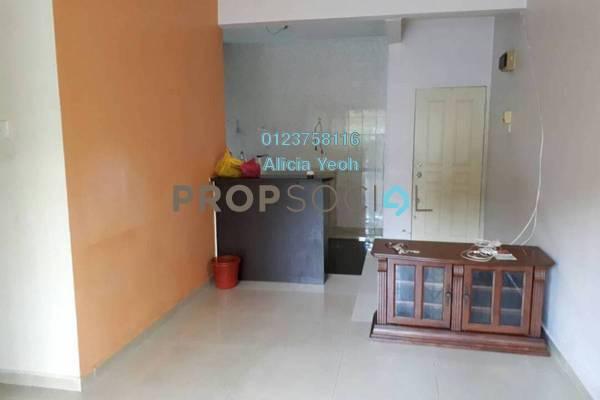For Rent Apartment at Sri Alpinia, Bandar Puteri Puchong Freehold Semi Furnished 3R/2B 1.1k