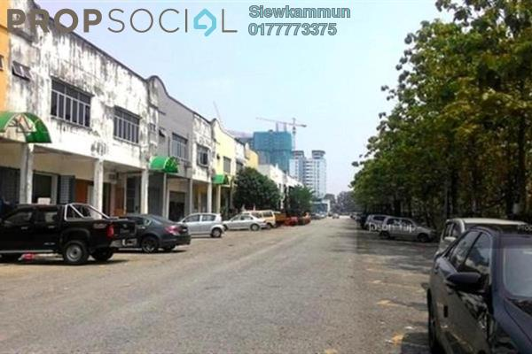 For Rent Shop at Taman Mastiara, Jalan Ipoh Freehold Unfurnished 1R/2B 2.8k