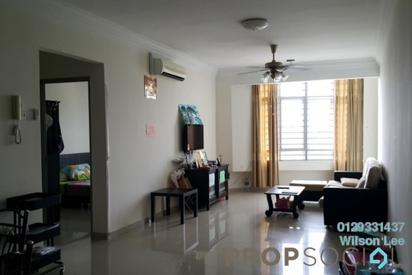 For Sale Condominium at Putra Majestik, Sentul Freehold Fully Furnished 3R/2B 500k