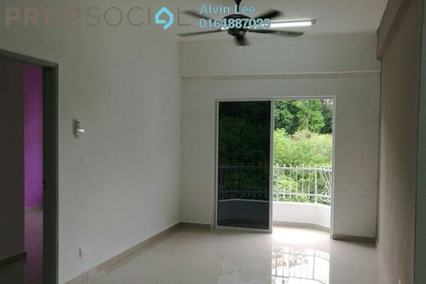 For Sale Apartment at Vista Condominium, Relau Freehold Semi Furnished 3R/2B 290k
