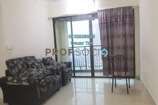 For Sale Condominium at Rivercity, Sentul Freehold Semi Furnished 3R/2B 520k