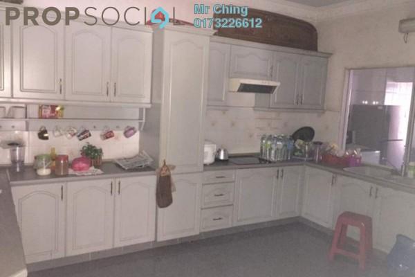 For Sale Semi-Detached at Endah Villa, Sri Petaling Freehold Unfurnished 5R/4B 2.1m