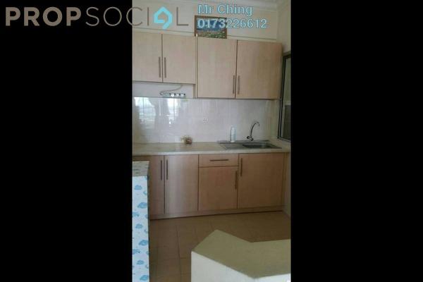 For Sale Condominium at Koi Tropika, Puchong Freehold Semi Furnished 2R/1B 310k