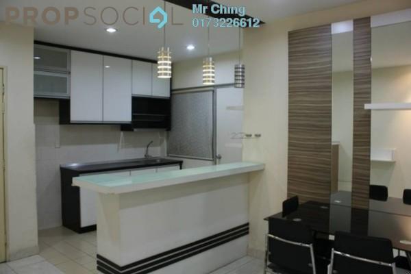 For Sale Condominium at Koi Tropika, Puchong Freehold Semi Furnished 3R/2B 435k