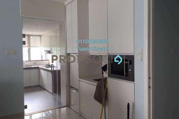 For Sale Condominium at Platinum Hill PV2, Setapak Freehold Semi Furnished 3R/2B 750k