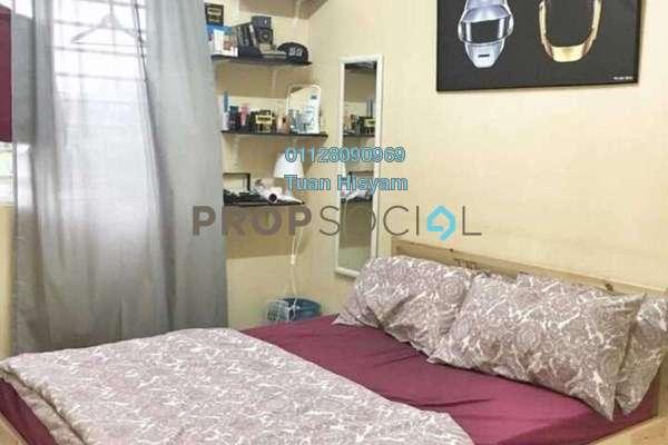 For Sale Apartment at Angsana Apartment, Bandar Mahkota Cheras Freehold Unfurnished 3R/2B 250k