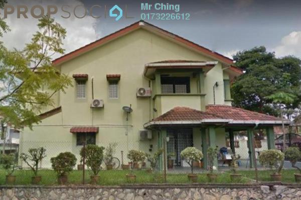 For Sale Terrace at BK5, Bandar Kinrara Freehold Semi Furnished 4R/3B 1.02m