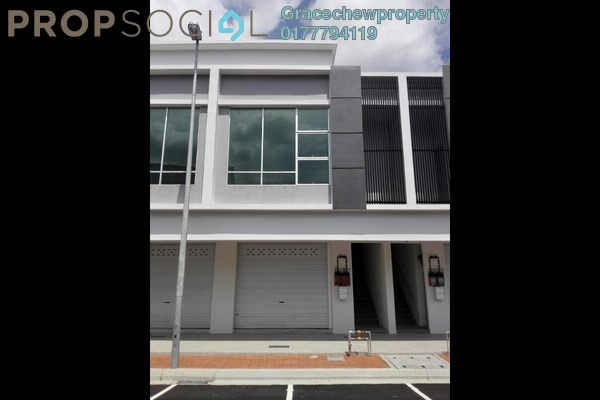 For Rent Shop at CI Medini, Iskandar Puteri (Nusajaya) Freehold Unfurnished 0R/0B 1.8k