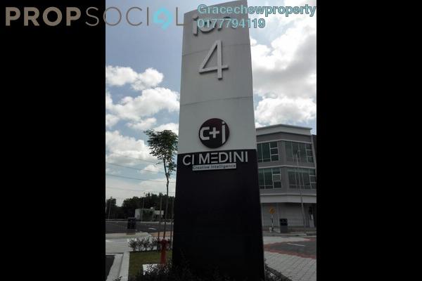 For Rent Shop at CI Medini, Iskandar Puteri (Nusajaya) Freehold Unfurnished 0R/0B 5k