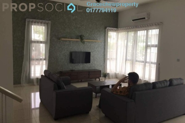 For Rent Semi-Detached at The Hills, Horizon Hills Freehold Fully Furnished 5R/6B 3.5k