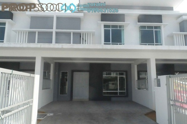 For Sale Terrace at Casa Lagenda, Hulu Langat Freehold Unfurnished 4R/3B 575k