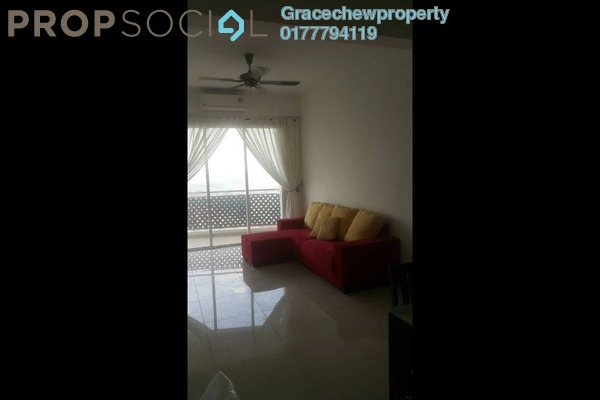 For Rent Serviced Residence at Grandview 360º, Tebrau Freehold Fully Furnished 3R/2B 2.2k