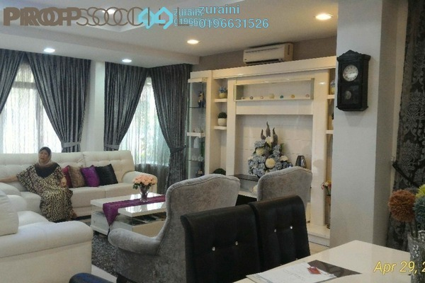 For Sale Semi-Detached at Taman Puncak Jalil, Bandar Putra Permai Leasehold Fully Furnished 5R/5B 1.3m