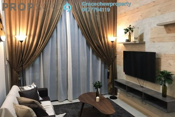 For Rent Serviced Residence at Setia Sky 88, Johor Bahru Freehold Fully Furnished 2R/2B 2.48k