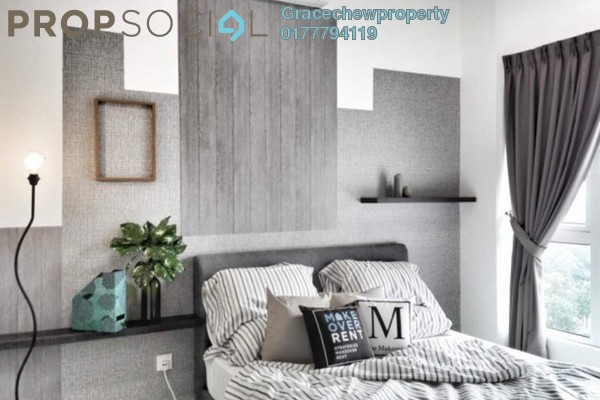 For Rent Apartment at Seasons Luxury Apartments, Johor Bahru Freehold Fully Furnished 3R/2B 1.88k