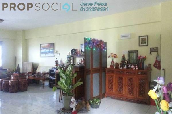 For Sale Condominium at Endah Ria, Sri Petaling Freehold Semi Furnished 3R/2B 519k