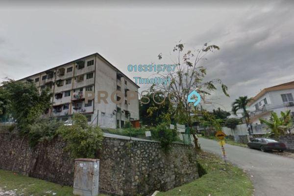For Sale Apartment at Taman Bukit Mewah Flat, Kajang Freehold Unfurnished 2R/1B 100k