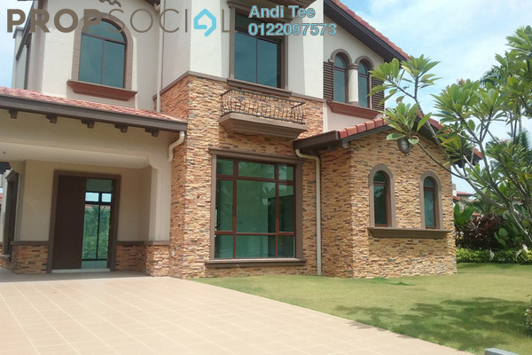 For Sale Bungalow at Diamond City, Semenyih Freehold Unfurnished 5R/6B 2.2m