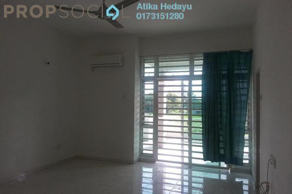 For Rent Terrace at Taman Kelisa Emas, Seberang Jaya Freehold Unfurnished 4R/3B 1.1k