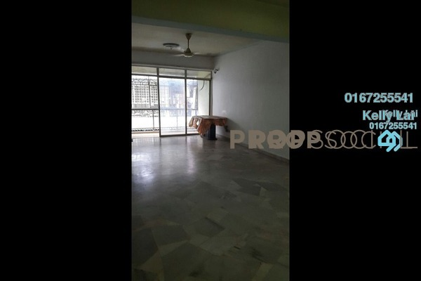 For Sale Condominium at Taman Pusat Kepong, Kepong Freehold Semi Furnished 3R/2B 235k
