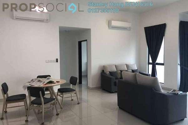 For Rent Condominium at 8 Kinrara, Bandar Kinrara Freehold Fully Furnished 4R/3B 4.5k