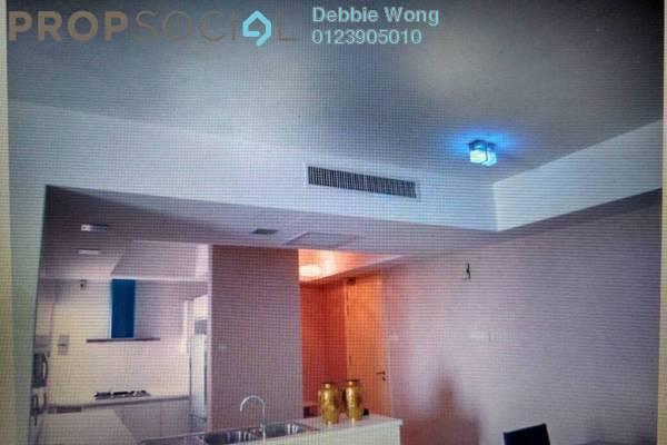 For Sale Condominium at Solaris Dutamas, Dutamas Freehold Fully Furnished 2R/2B 1.24m