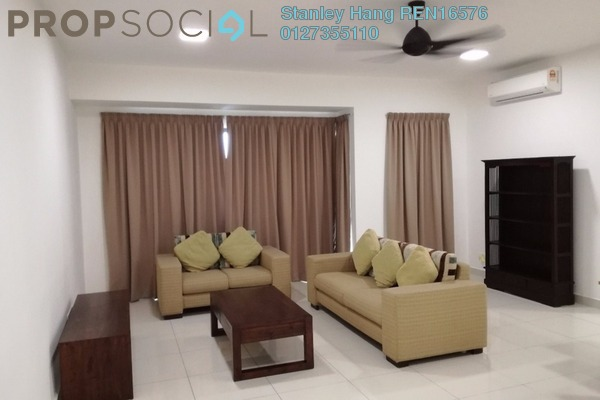For Rent Condominium at 8 Kinrara, Bandar Kinrara Freehold Fully Furnished 3R/2B 2.5k
