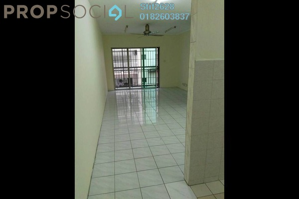 For Rent Apartment at Vista Magna, Kepong Freehold Semi Furnished 3R/2B 1.1k