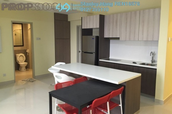 For Sale Condominium at Setia Walk, Pusat Bandar Puchong Freehold Fully Furnished 2R/1B 500k
