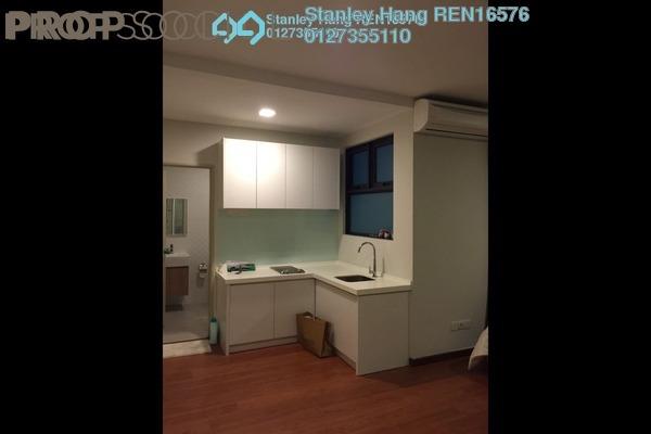 For Rent SoHo/Studio at Zefer Hill Residence, Bandar Puchong Jaya Freehold Fully Furnished 1R/1B 1.3k