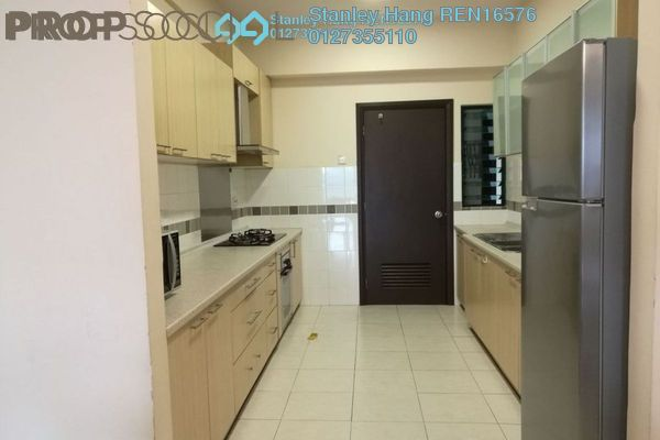 For Rent Condominium at Nadia, Desa ParkCity Freehold Fully Furnished 4R/3B 3.2k