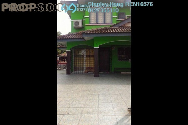 For Sale Terrace at Taman Puchong Perdana, Puchong Freehold Semi Furnished 4R/3B 720k